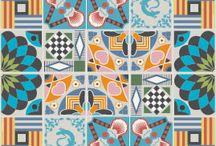 Tiles, floors