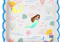 Mermaid Party and Decorations