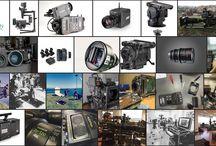 Alquiler de Material y Servicios Cinematográficos
