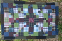 Memory Quilts I've Made / by Suzi Fire