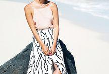 Natalia Beach Wardrobe