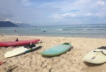 surffing