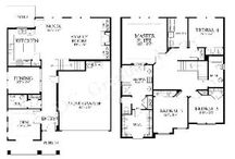Floor Plans / Depicting the main features of your home.