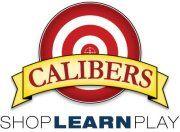Calibers Indoor Shooting Ranges & Gun Store / www.CalibersUSA.com | 4340 Cutler 87110 | 9320 Coors 87114