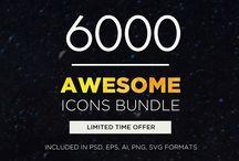 Icon/ Icons Bundle