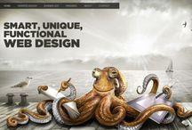 Web Design / by Carine Ma