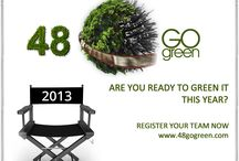 48 GO GREEN / feeling green? Welcome to the Ultimate international eco film competition 48 GO GREEN