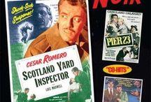 Forgotten Noir /  Film noir, crime, thrillers,
