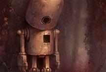 Robots y Mecanismos