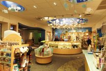 Aquarium Gift Shops