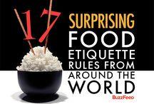 Food curiosities