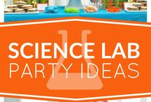Mad Science Party Ideas / Mad Science party ideas for decorations, food, planning, etc.