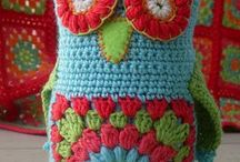 Crochet / by Gail Cluff Watson