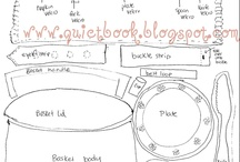 quietbook templates