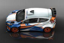 Sport Cars Wrap