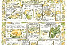 Thanksgiving (If You Must Eat In) / If you must eat at home instead of a restaurant this year.... / by Eater