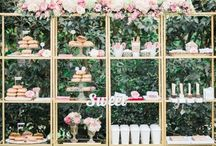 Mimosa - Wedding Venue and Party Decor, Moss and Naturals. / Beautiful inspiring venue decoration ideas for outdoorsy an wedding day.