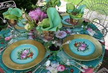 Table Drama / I love decorating the table as much as I love cooking the meal! / by Carol Thomson