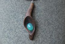 Necklace of Wood