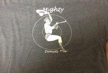 Mighty O Merch
