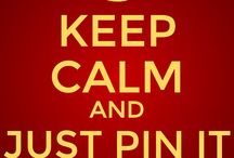 Keep Calm and  / Keep Calm and have a board