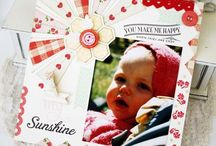SCRAPBOOK PAGES / by Penny Lane