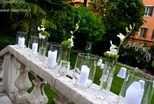 Eventi privati - Private events / Allestimenti floreali per eventi privati. Floral arrangements for private events.