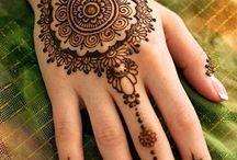 henna tattoo❤