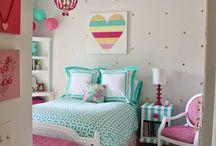 Ideias quarto menina