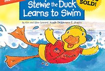 "Stew Leonard III Children's Charities / Cookbooks and Children's books are available from Stew Leonard's. Proceeds from the book sales of the ""Stewie the Duck"" series support the Stew Leonard III Children's Charities. Through these books children learn proper water safety and nutrition."