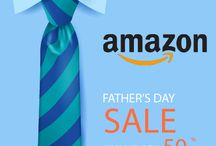Father's Day Coupons and Deals / Get your gifts as discounted for Father's Day.