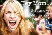 Hey Mom! Managing Anger in Motherhood. / by The Healing Group
