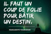 Citation Marguerite Yourcenar