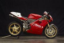 Timeless bikes / Bikes that will never age! Like a good wine, taking good care it'll get better and better!!