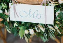 Wedding Decor / Details