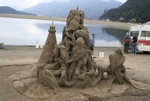 sand castles / by Maren Custer