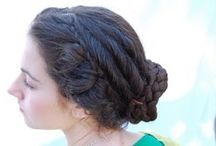 Women's Hairstyles, Ornaments, and Headpieces of the Roman Empire / by Maureen Cox-Brown