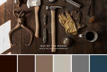 Renk Paletleri / Color Palettes