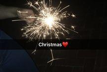 Imitar fotos navideñas