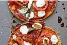 Pizza / Pizza |  Pizza recipes |  Pizza dough |  Homemade pizza |  Easy pizza #pizza #pizzarecipes