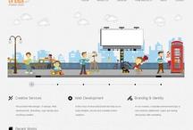 web design / _