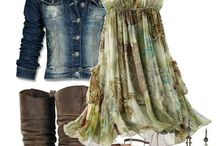 Country inspired outfits