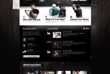 Websites / by Designboks // Jagusia Maniecka