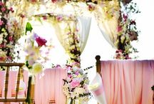 Pink Weddings /  Girls, get inspired by one of the most romantic and sweet colors – pink!
