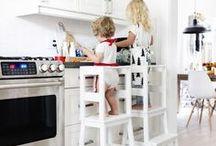Kjøkkenstool