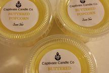 Captivate Candle & Co. / Wax Melts, Wax Warmerd, Body Sprays, Body Oils, Jewelry, Purses & Handbags.