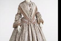Fashion - 1840s / by Marlene Jeske