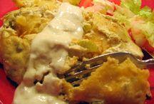 Recipes / by Jennifer Stivers