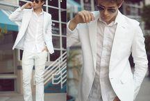 Men's fashion / by Ruby Kramer