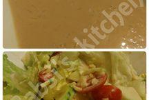 Salate & Dressings